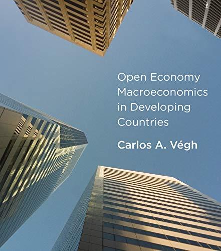 9780262018906: Open Economy Macroeconomics in Developing Countries