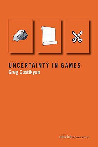 9780262018968: Uncertainty in Games (Playful Thinking)