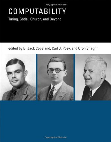 9780262018999: Computability: Turing, Gödel, Church, and Beyond