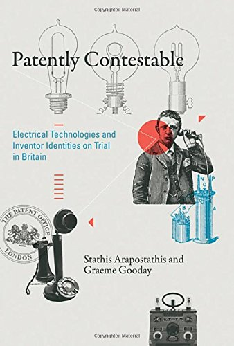 9780262019033: Patently Contestable: Electrical Technologies and Inventor Identities on Trial in Britain (Inside Technology)