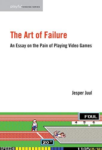 9780262019057: Art of Failure (Playful Thinking)