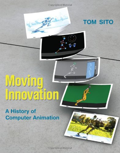 9780262019095: Moving Innovation: A History of Computer Animation