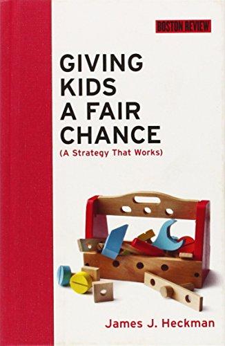 9780262019132: Giving Kids a Fair Chance (Boston Review Books)