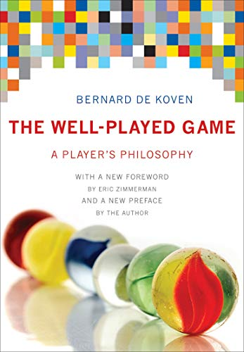 9780262019170: The Well-Played Game: A Player's Philosophy