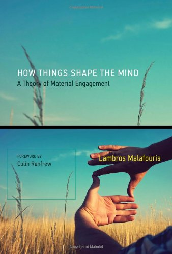 9780262019194: How Things Shape the Mind - A Theory of Material Engagement