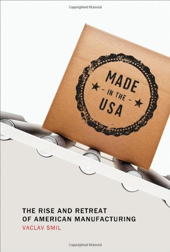 9780262019385: Made in the USA: The Rise and Retreat of American Manufacturing (MIT Press)