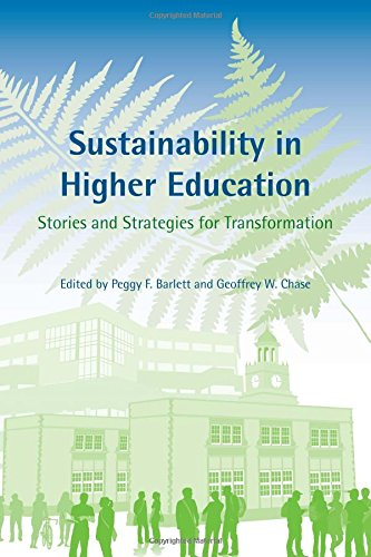 9780262019491: Sustainability in Higher Education: Stories and Strategies for Transformation (Urban and Industrial Environments)