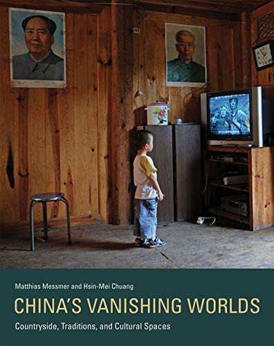 9780262019866: China's Vanishing Worlds: Countryside, Traditions, and Cultural Spaces (MIT Press)