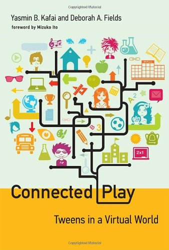 9780262019934: Connected Play: Tweens in a Virtual World (The John D. and Catherine T. MacArthur Foundation Series on Digital Media and Learning)