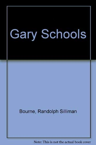 9780262020664: The Gary Schools