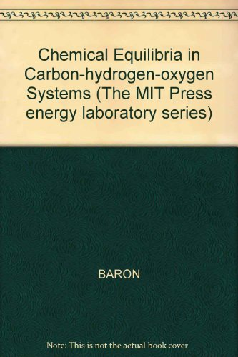 Chemical Equilibria in Carbon-Hydrogen-Oxygen Systems