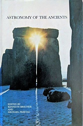 9780262021371: Astronomy of the Ancients