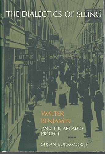9780262022682: The Dialectics of Seeing: Walter Benjamin and the Arcades Project (Studies in Contemporary German Social Thought)