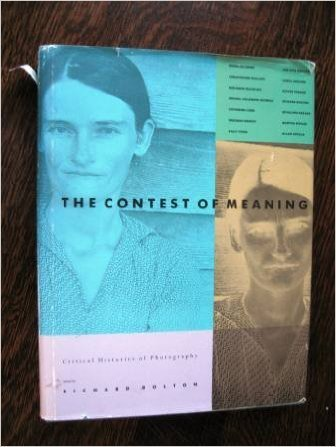 9780262022880: Contest of Meaning: Critical Histories of Photography