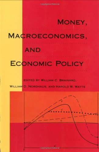 9780262023252: Money, Macroeconomics, and Economic Policy: Essays in Honor of James Tobin