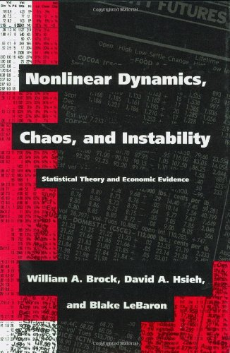Nonlinear Dynamics, Chaos and Instability: Statistical Theory and Economic Evidence (1990)