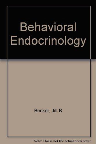 9780262023429: Behavioral Endocrinology
