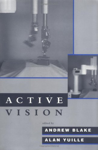 Active Vision (Artificial Intelligence Series): Andrew Blake