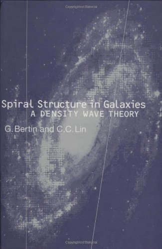 9780262023962: Spiral Structure in Galaxies: A Density Wave Theory