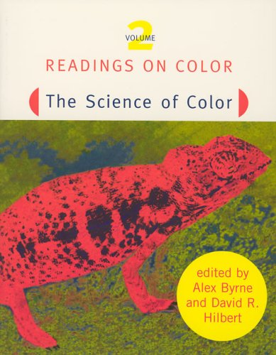 9780262024259: Readings on Color, Vol. 2: The Science of Color