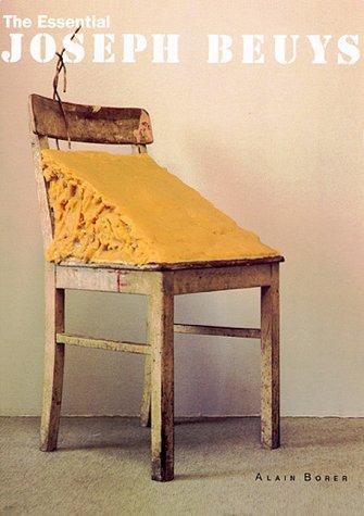The Essential Joseph Beuys Borer, Alain