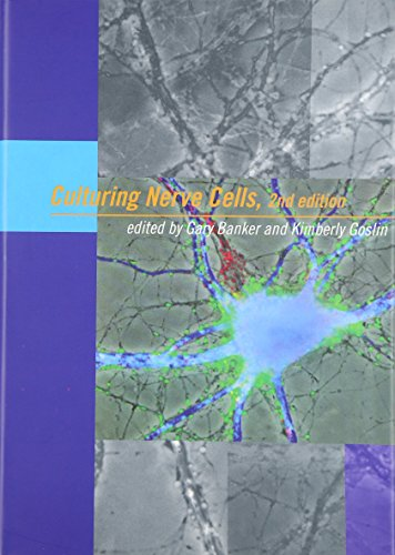 9780262024389: Culturing Nerve Cells, Second Edition (Cellular and Molecular Neuroscience)