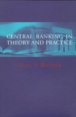 9780262024396: Central Banking in Theory and Practice (Lionel Robbins Lectures)