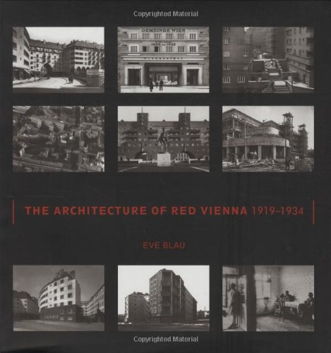 9780262024518: The Architecture of Red Vienna 1919-1934