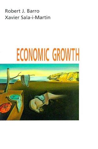 9780262024594: Economic Growth
