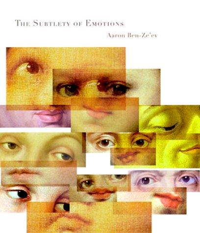 The Subtlety of Emotions (Bradford Books): Aaron Ben-Ze'ev