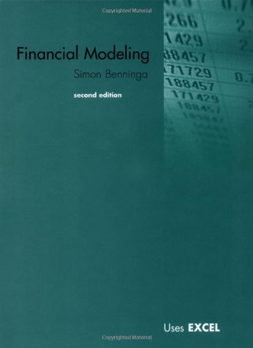 9780262024822: Financial Modeling