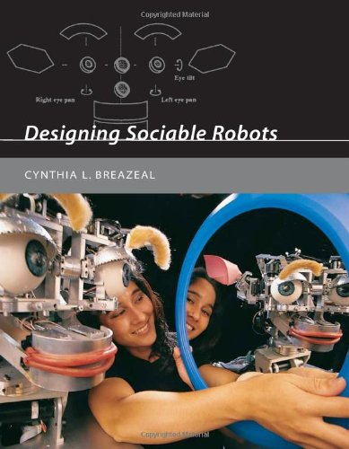 9780262025102: Designing Sociable Robots (Intelligent Robotics & Autonomous Agents Series)