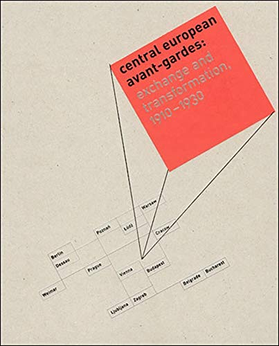9780262025225: Central European Avant-Gardes: Exchange and Transformation, 1910-1930