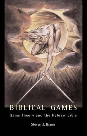 9780262025317: Biblical Games: Game Theory and the Hebrew Bible
