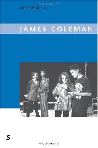 9780262025416: James Coleman (October Files)