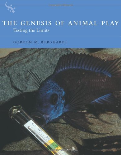 9780262025430: The Genesis of Animal Play: Testing the Limits