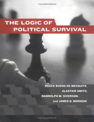 9780262025461: The Logic of Political Survival