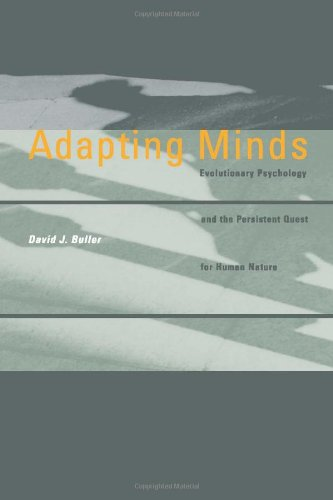 9780262025799: Adapting Minds: Evolutionary Psychology And The Persistent Quest For Human Nature