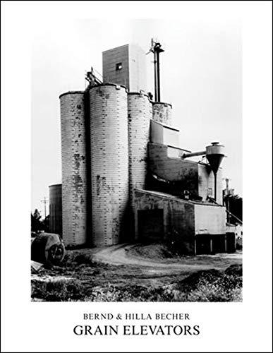 Grain Elevators (Hardback): Bernd Becher, Hilla Becher