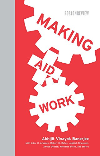 9780262026154: Making Aid Work (Boston Review Books)