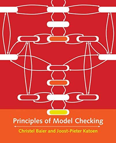 9780262026499: Principles of Model Checking (MIT Press)