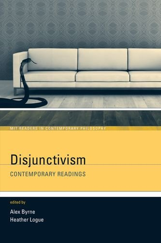 9780262026550: Disjunctivism: Contemporary Readings (MIT Readers in Contemporary Philosophy)