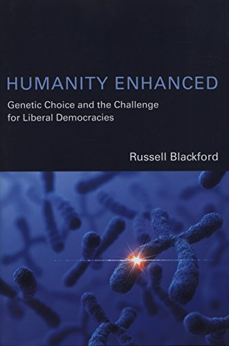 9780262026611: Humanity Enhanced: Genetic Choice and the Challenge for Liberal Democracies (Basic Bioethics)