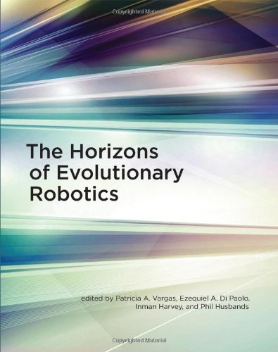 9780262026765: The Horizons of Evolutionary Robotics (Intelligent Robotics and Autonomous Agents series)