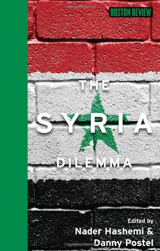 9780262026833: The Syria Dilemma