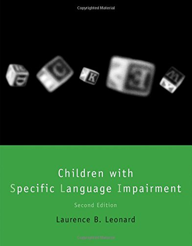 9780262027069: Children with Specific Language Impairment (Language, Speech and Communication)