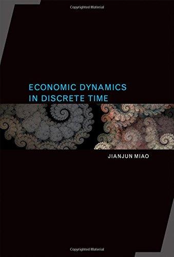 9780262027618: Economic Dynamics in Discrete Time