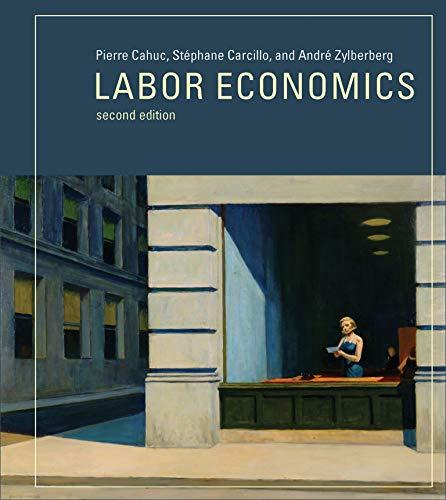 9780262027700: Labor Economics