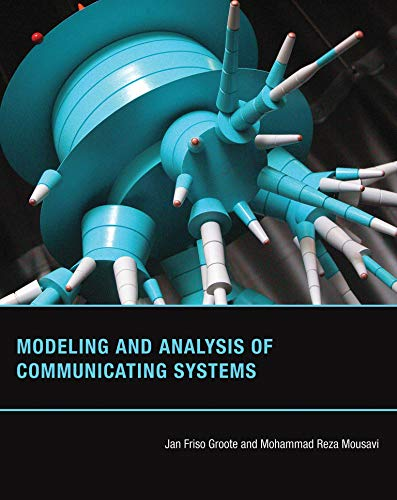 9780262027717: Modeling and Analysis of Communicating Systems (MIT Press)