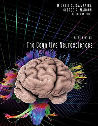 9780262027779: The Cognitive Neurosciences (MIT Press)
